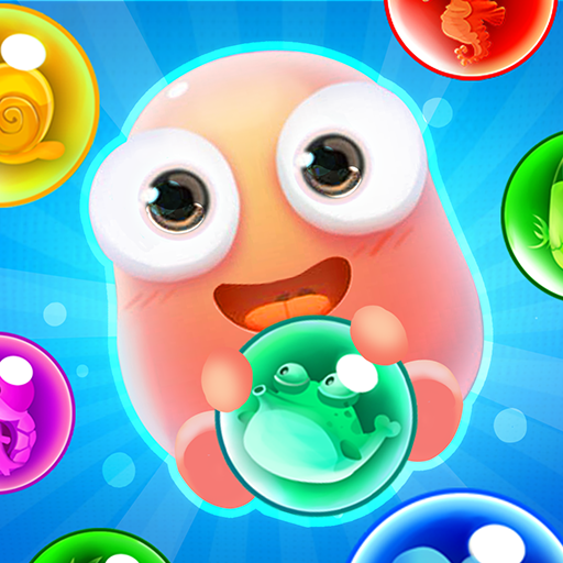 Bubble Friends Shooter 1.3.1 (Unlimited money,Mod) for Android