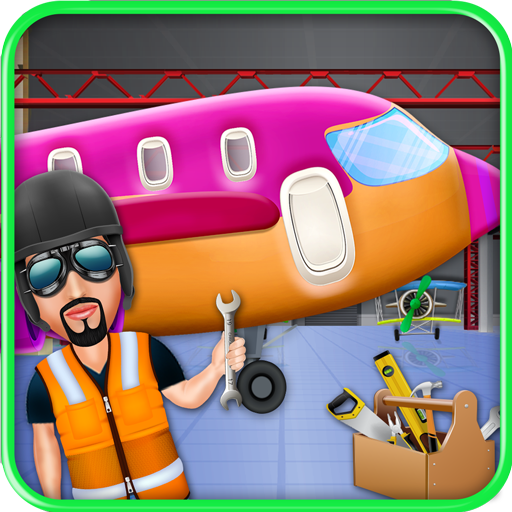 Build an Airplane – Design & Craft Flying Plane  1.0.9 (Unlimited money,Mod) for Android