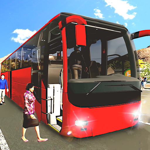 Bus Simulator: Hill Coach Driving Bus Sim 1.0 (Unlimited money,Mod) for Android