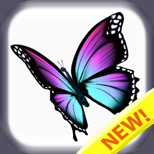 Butterfly color by number : Bugs coloring book 1.4 (Unlimited money,Mod) for Android