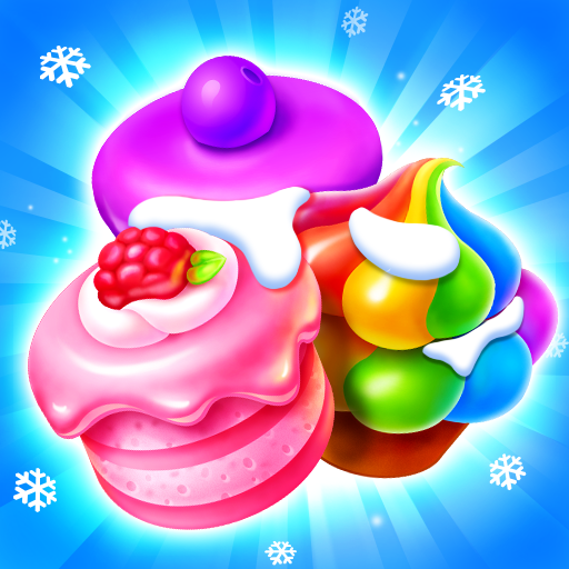 Cake Smash Mania – Swap and Match 3 Puzzle Game 3.0.5050 (Unlimited money,Mod) for Android
