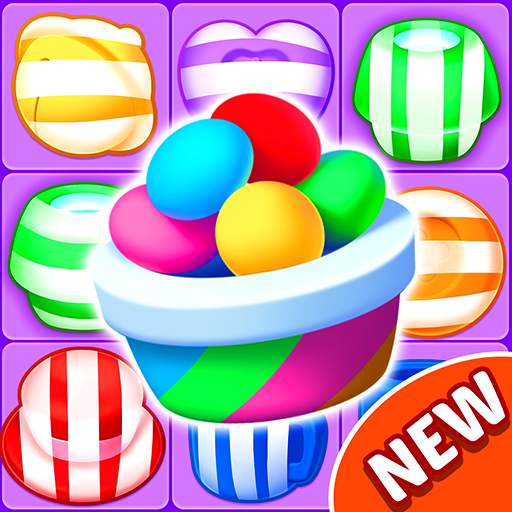 Candy Home Blast – Match 3 game 1.1.9 (Unlimited money,Mod) for Android