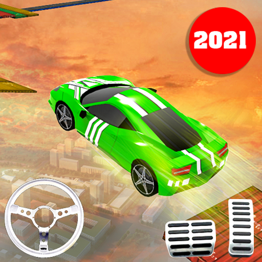 Car Stunt Racing – Mega Ramp Car Jumping 1.11  (Unlimited money,Mod) for Android