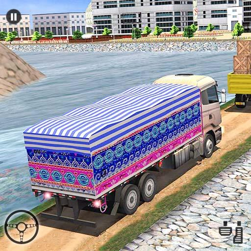 Cargo Indian Truck 3D – New Truck Games 1.18 (Unlimited money,Mod) for Android
