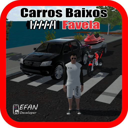 Carros Baixos Favela (BETA) 0.18  (Unlimited money,Mod) for Android