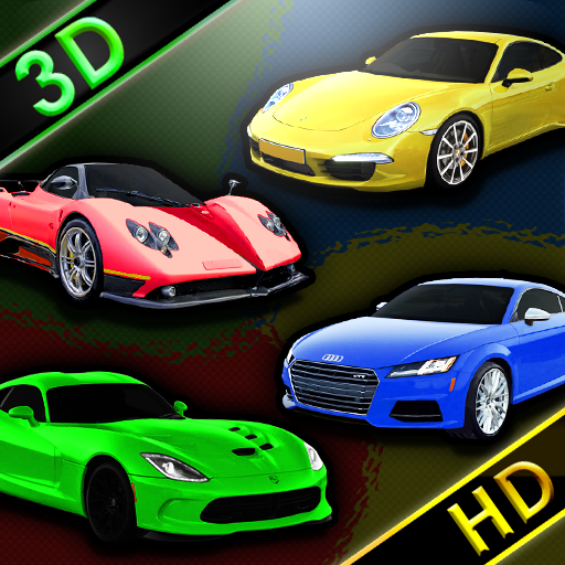 Cars Quiz 3D 2.3.0 (Unlimited money,Mod) for Android