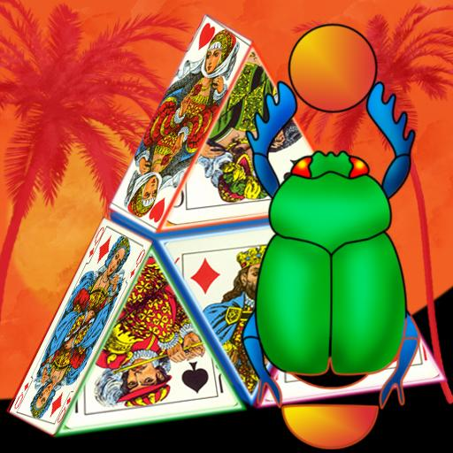 Cheops Pyramid Solitaire 5.1.1853 (Unlimited money,Mod) for Android