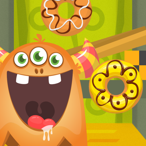 Choco Monster Mania 1.1 (Unlimited money,Mod) for Android