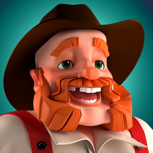 Chuck the Farmer | Casual Games | Time Pass  3.4 (Unlimited money,Mod) for Android
