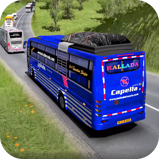 Coach Bus Racing Simulator 2020 : Top Bus Games 1.0 (Unlimited money,Mod) for Android