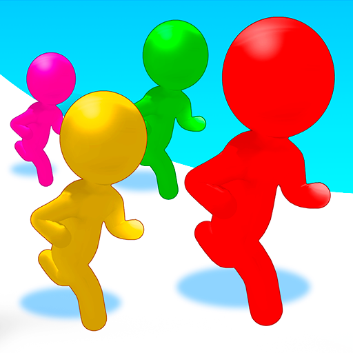 Color Run Stickman 3D 10 (Unlimited money,Mod) for Android
