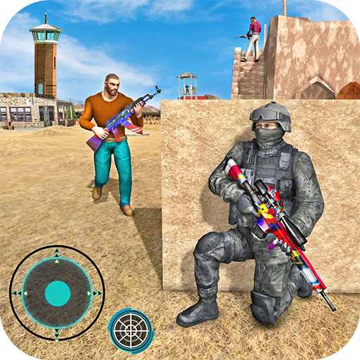 Combat Shooter 2: FPS Shooting Game 2020 1.6 (Unlimited money,Mod) for Android