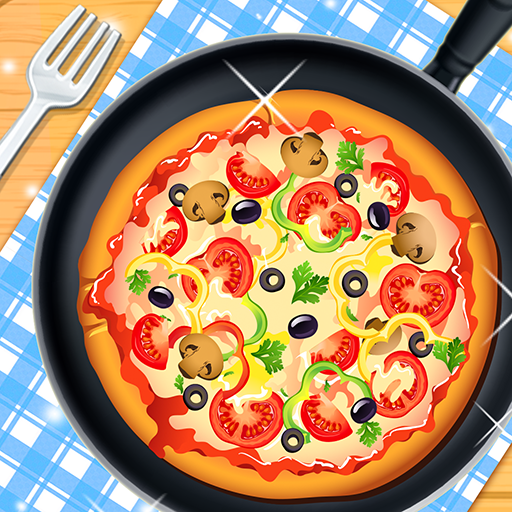 Cooking Pizza Maker Kitchen Food Cooking Games 0.12 (Unlimited money,Mod) for Android
