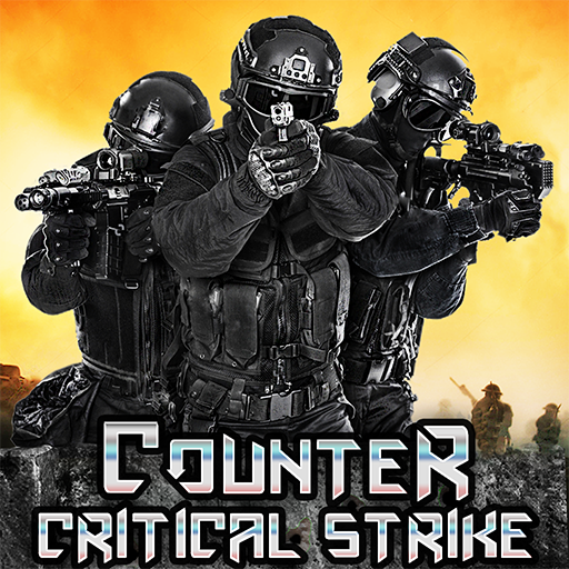 Counter Critical Strike CS: Army Special Force FPS 3.0 (Unlimited money,Mod) for Android