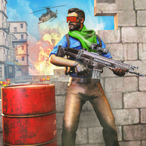 Cover Hunter Game: Counter Terrorist Strike War 0.1 (Unlimited money,Mod) for Android