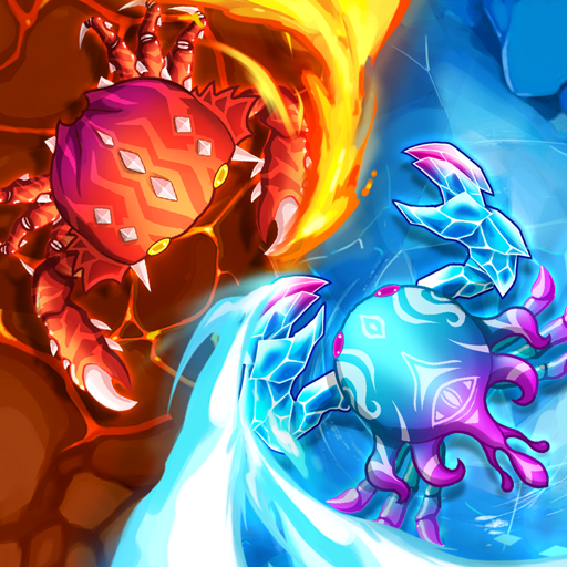 Crab War Idle Swarm Evolution  3.30.0 (Unlimited money,Mod) for Android