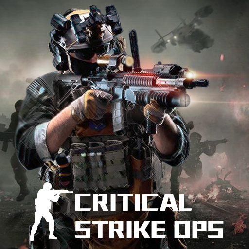 Critical Strike Ops – FPS 3D shooting Game 2.0.9 (Unlimited money,Mod) for Android