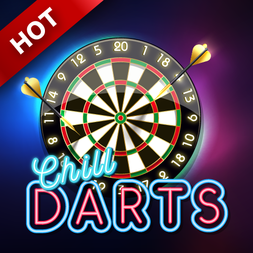 Darts and Chill super fun, relaxing and free  1.673 (Unlimited money,Mod) for Android