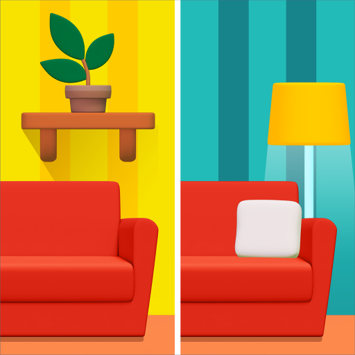 Differences – Find them all 2.2.18 (Unlimited money,Mod) for Android