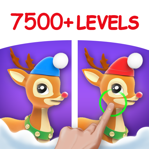 Differences Find & Spot the Difference Games  1.9.3 (Unlimited money,Mod) for Android