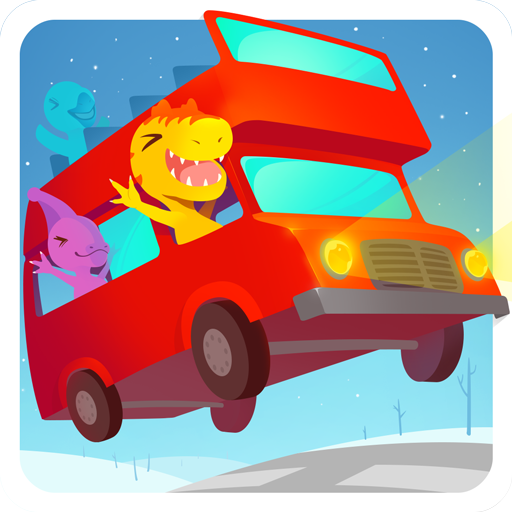 Dinosaur Bus 1.0.6 (Unlimited money,Mod) for Android
