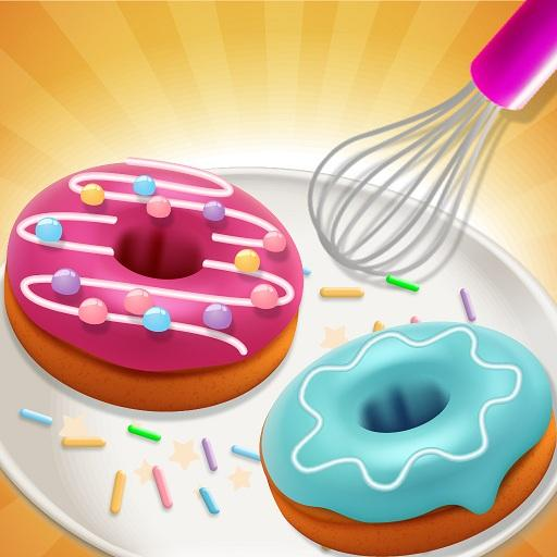 Donuts Factory Game : Donuts Cooking Game 1.0.3 (Unlimited money,Mod) for Android