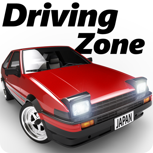 Driving Zone: Japan  (Unlimited money,Mod) for Android