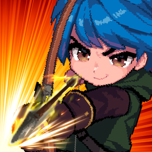 Dungeon & Hunter Legendary Archer Pixel Idle RPG  1.5.8 (Unlimited money,Mod) for Android