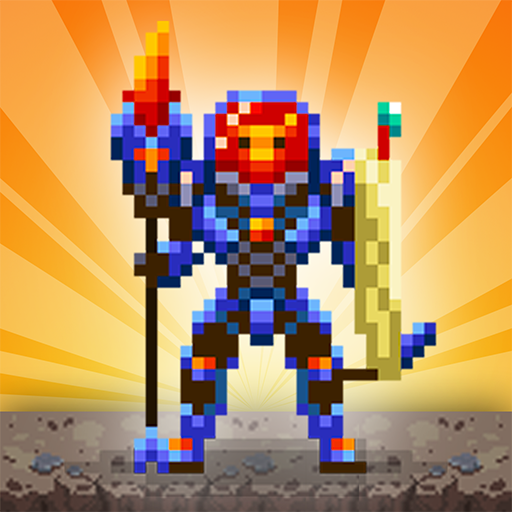 Dunidle: 8-Bit AFK Idle RPG Dungeon Crawler Games 1200000070 (Unlimited money,Mod) for Android