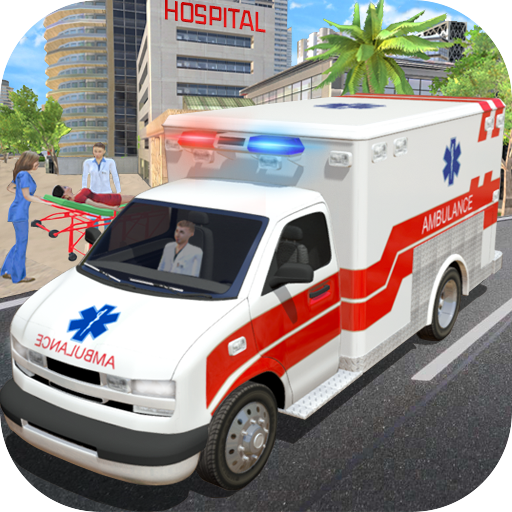 Emergency Ambulance Game – New Games 2020 Offline 1.1.14 (Unlimited money,Mod) for Android