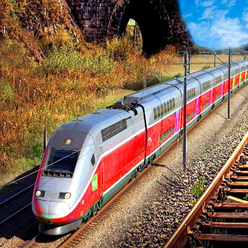Euro Train Driving Simulation 3D: Free Train Games 1.13 (Unlimited money,Mod) for Android