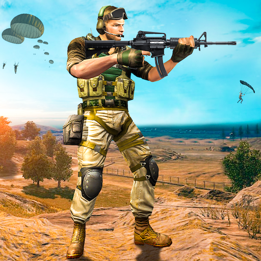FPS Real Commando Games 2021: Fire Free Game 2021 1.1.0 (Unlimited money,Mod) for Android