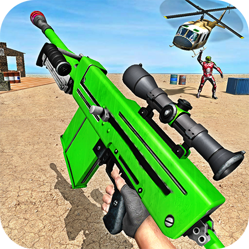 FPS Robot Shooter Strike: Anti-Terrorist Shooting 1.5 (Unlimited money,Mod) for Android