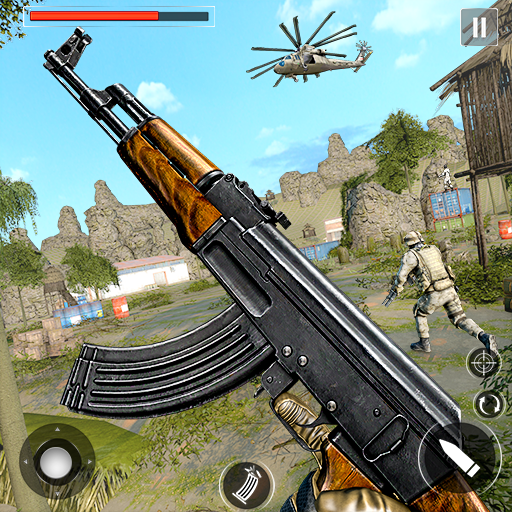 FPS Task Force 2020: New Shooting Games 2020 2.6  (Unlimited money,Mod) for Android