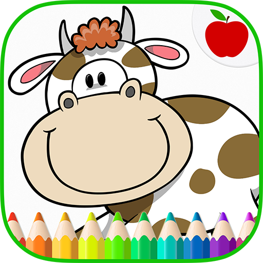 Farm Animals Coloring Book 9 (Unlimited money,Mod) for Android