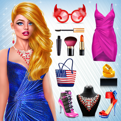 Fashion Games – Dress up Games, Stylist Girl Games 1.2 (Unlimited money,Mod) for Android