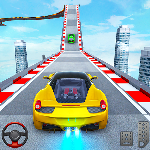 Fast Car Stunts Racing: Mega Ramp Car Games 1.18 (Unlimited money,Mod) for Android
