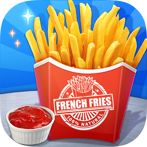Fast Food – French Fries Maker 1.3 (Unlimited money,Mod) for Android