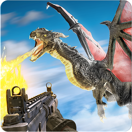 Flying Dragon Hunter : Dragon Shooting Games 1.1.4 (Unlimited money,Mod) for Android