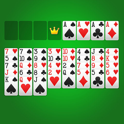 Freecell:Free Solitaire Card Games 1.3.4 (Unlimited money,Mod) for Android