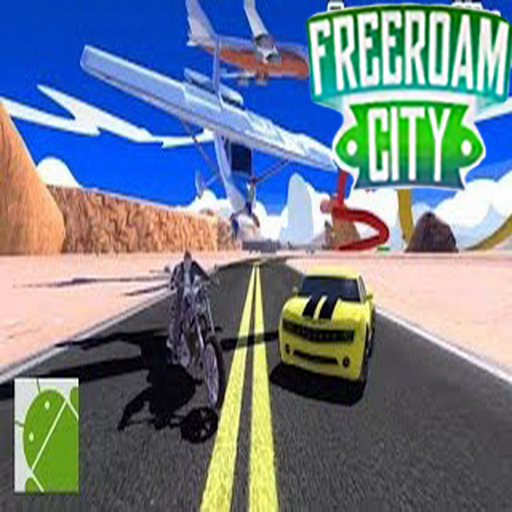 Freeroam City Online 1 (Unlimited money,Mod) for Android