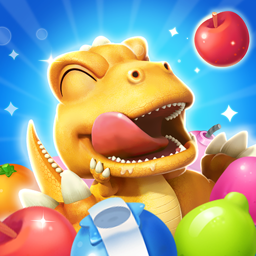 GON: Match 3 Puzzle | Dinosaur jungle adventure 1.2.5 (Unlimited money,Mod) for Android