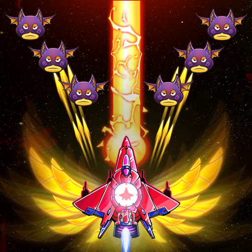 Galaxy Force 3.6.0 (Unlimited money,Mod) for Android