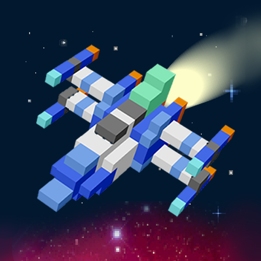 Galaxy Hero Arcade Shooting  1.3.2 (Unlimited money,Mod) for Android