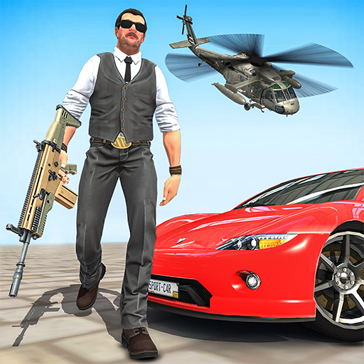 Gangster Crime Simulator 2020: Gun Shooting Games 2.0 (Unlimited money,Mod) for Android