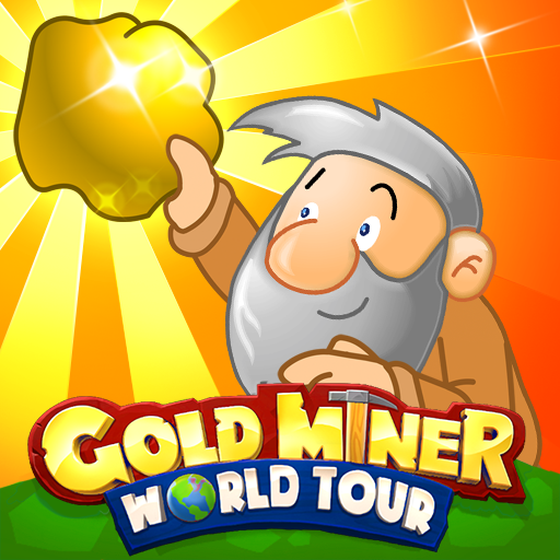 Gold Miner World Tour: Gold Rush Puzzle RPG Game 1.7.11   (Unlimited money,Mod) for Android