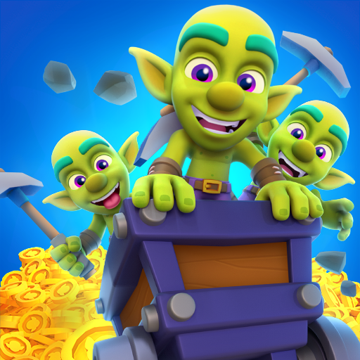 Gold and Goblins: Idle Merger & Mining Simulator  1.3.3 (Unlimited money,Mod) for Android