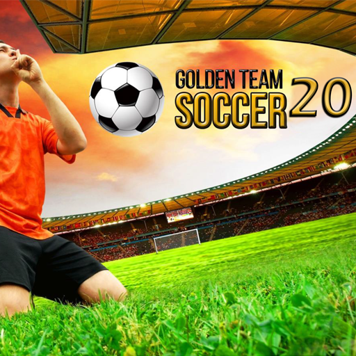 Golden Team Soccer 18 1.1 (Unlimited money,Mod) for Android