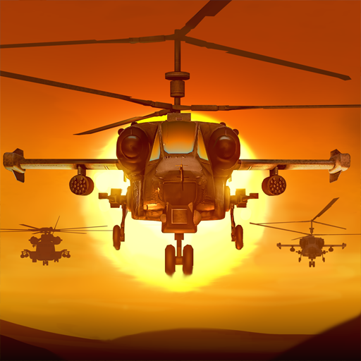 Gunship Force – Battle of Modern Helicopters 3D 3.66.5 (Unlimited money,Mod) for Android