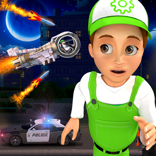 Handy Andy Run – Running Game 35 (Unlimited money,Mod) for Android